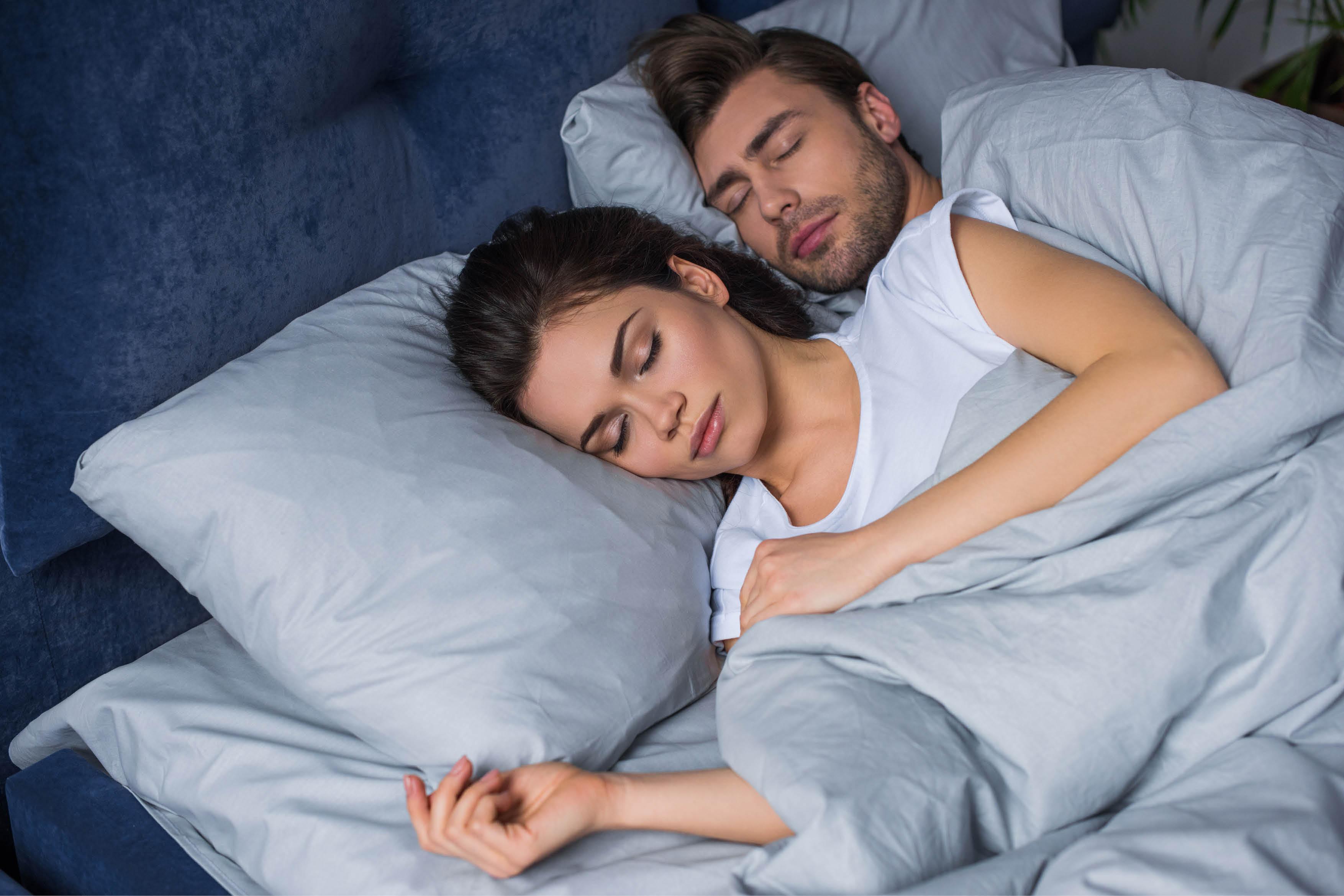 Znižanje temperature spalnega prostora bo pomagalo hitreje ponovno zaspati in omogočilo globlji spanec