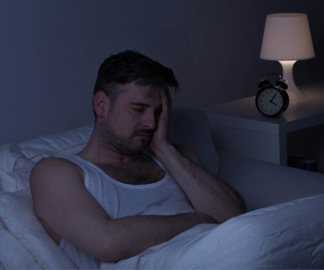 Nihanje temperature lahko moti naš spanec