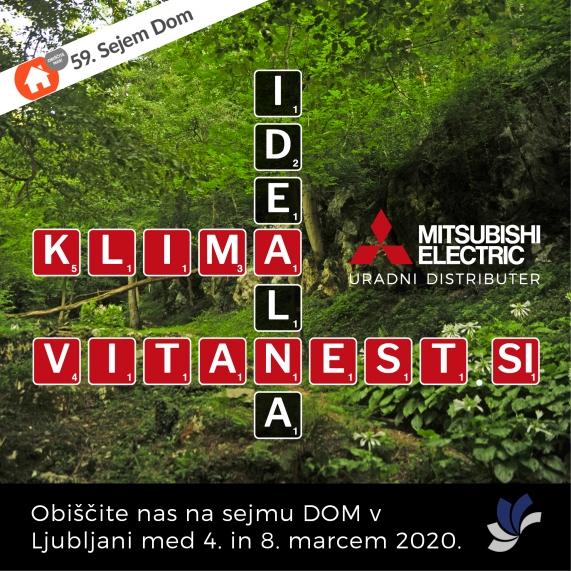 Vitanest na sejmu DOM v Ljubljani