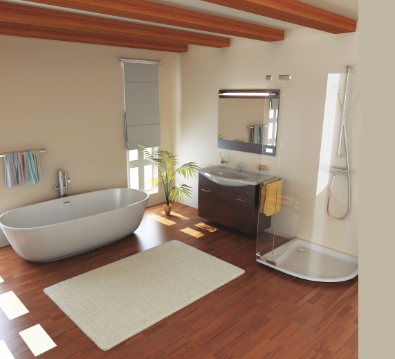 razvlaževanje in sušenje mitsubishi electric v kopalnici