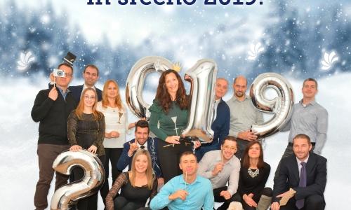 Srečno 2019 Vitanest