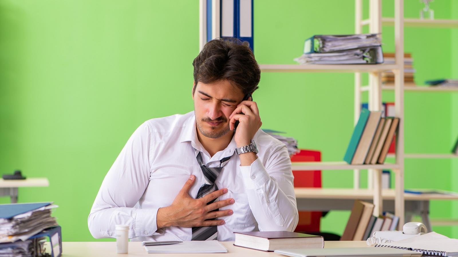 Onesnaženost pisarniškega zraka je 3,5 krat večja od  onesnaženosti zunanjega zraka.